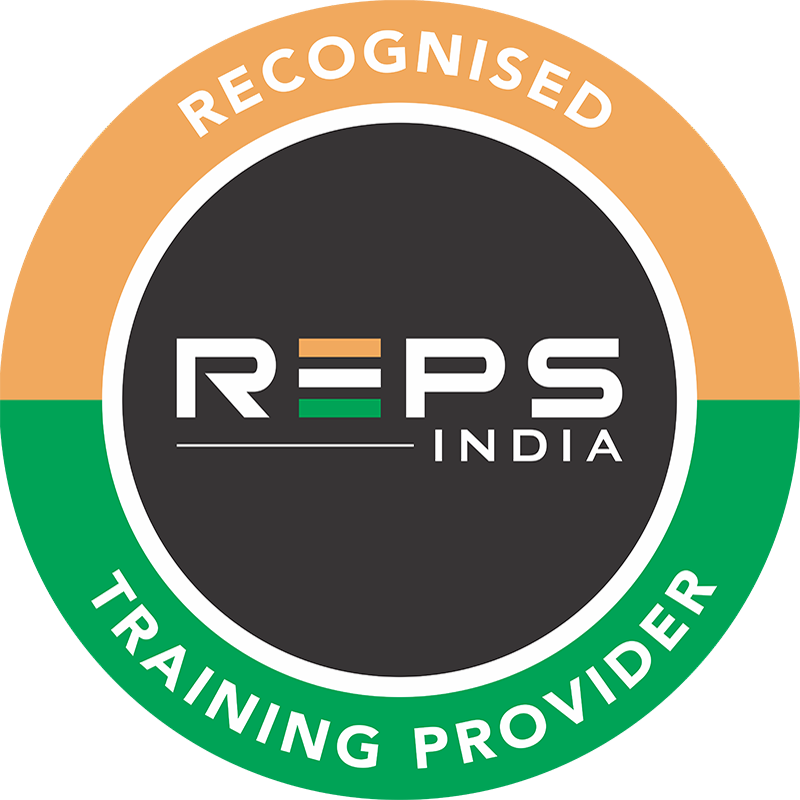 K11 Diploma in Personal Training is recognized by REPs INDIA