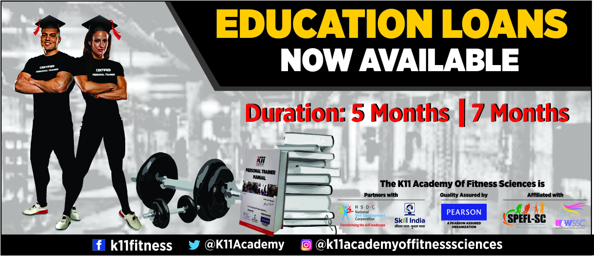 Top Personal Training Certification Course K11 Academy