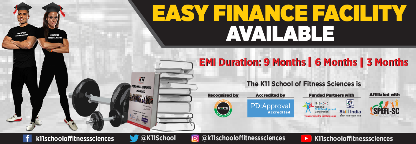 Sports Nutrition Courses Certification K11 School Of Fitness